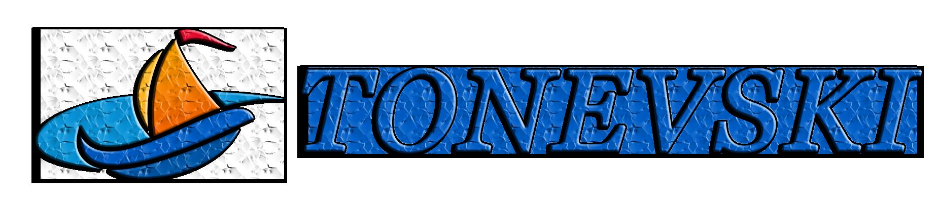 Уеб дизайн Тоневски