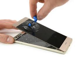 Смяна на счупен дисплей на Huawei ЦЕНИ