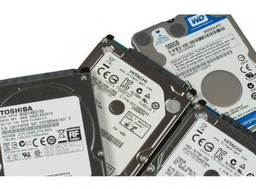 Смяна на хард диск на лаптоп