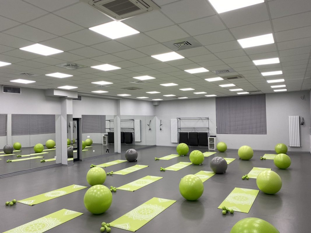 Classix Group - спортна зала младост 3